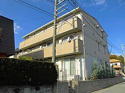 千葉県君津市北子安3丁目の賃貸アパートの外観