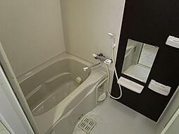 リーガレジデンス豊崎の落ち着いた空間のお風呂です