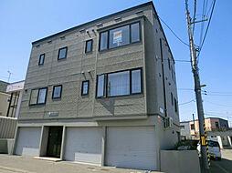 ショパン福住[3階]の外観