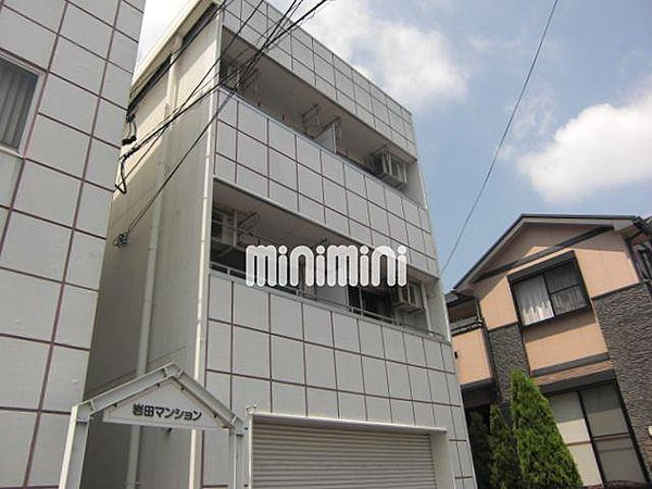 岩田マンション 3階の賃貸【愛知県 / 犬山市】