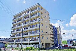 大阪府枚方市出口6丁目の賃貸マンションの外観