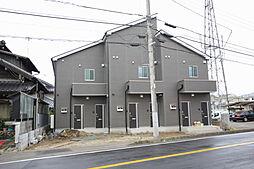 新築物件 お出かけに便利な都賀駅徒歩5分の立地[1階]の外観