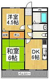 久米川駅 7.4万円