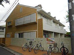 江戸川台パークハウス[202号室]の外観