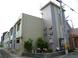 稲荷マンションB棟[1階]の外観