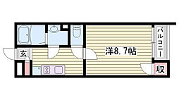 別府駅 5.2万円