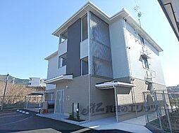 京都地下鉄東西線 石田駅 徒歩10分の賃貸アパート