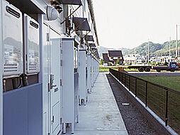 兵庫県加西市北条町古坂7の賃貸アパートの外観