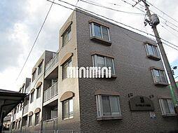 宮城県仙台市太白区西中田5丁目の賃貸マンションの外観