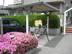 愛知県名古屋市北区東味鋺1丁目の賃貸マンションの外観