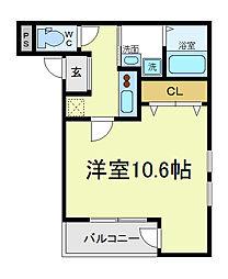 駒川中野駅 6.2万円