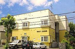 MHパレスN26[1階]の外観
