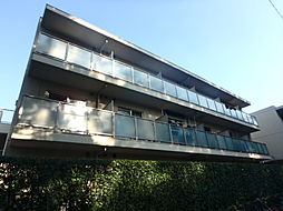 アイビーコート[2階]の外観