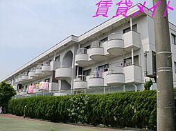 第2シャトーナツヤマ[3階]の外観