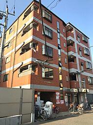 セラ北加賀屋B棟[4階]の外観