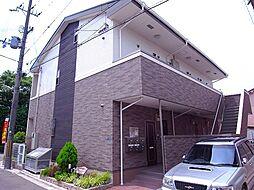 サンリットヴィラ[1階]の外観