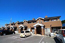 コウジィコート I・II番館[2階]の外観