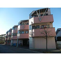 ルネッサ山田[202号室]の外観