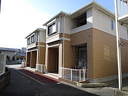 アムール香椎駅前[1階]の外観