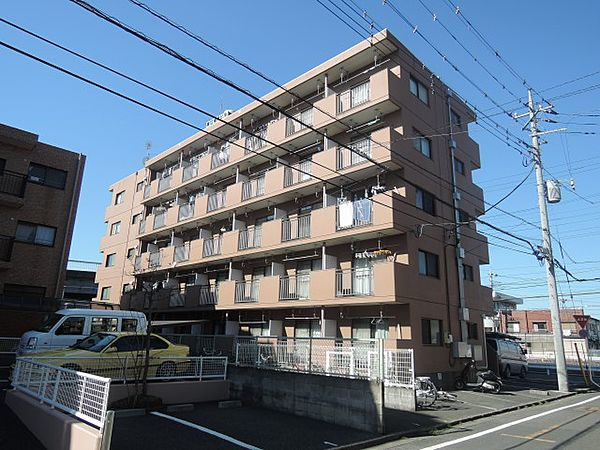 第12増尾ビル(北坂戸学生会館)[510号室]の外観