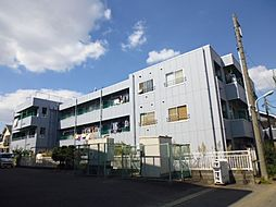 東京都国立市青柳1丁目の賃貸マンションの外観