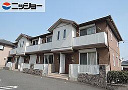 [タウンハウス] 三重県鈴鹿市野町西3丁目 の賃貸【/】の外観