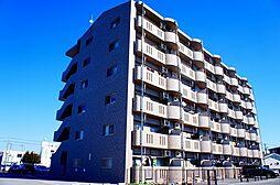 石井町2LDKマンション[3階]の外観