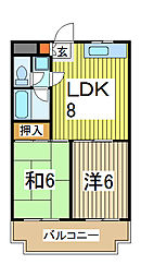 NCKビル[4階]の間取り