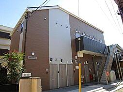 神奈川県横浜市鶴見区矢向5丁目の賃貸アパートの外観