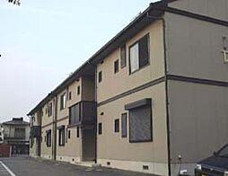 アベリア新家A[2階]の外観