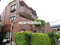 東京都三鷹市牟礼2丁目の賃貸マンションの外観