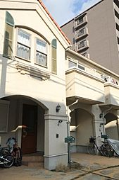 [タウンハウス] 大阪府大阪市鶴見区緑2丁目 の賃貸【/】の外観