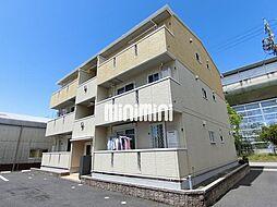 愛知県春日井市細木町2丁目の賃貸アパートの外観