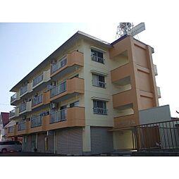 静岡県焼津市西小川2丁目の賃貸マンションの外観