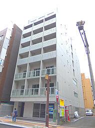 埼玉県川口市栄町3丁目の賃貸マンションの外観