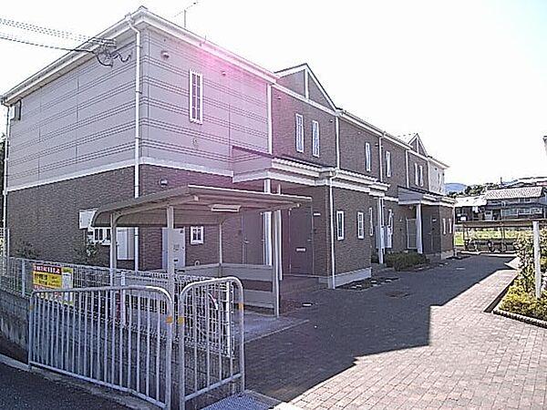 ツインハーモニーA 2階の賃貸【滋賀県 / 大津市】
