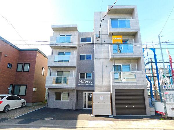M・force月寒東 4階の賃貸【北海道 / 札幌市豊平区】
