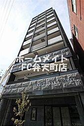 アドバンス大阪ソルテ[7階]の外観