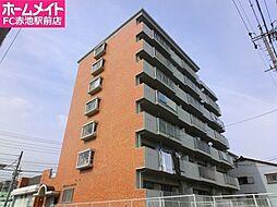 愛知県名古屋市緑区鶴が沢1丁目の賃貸マンションの外観