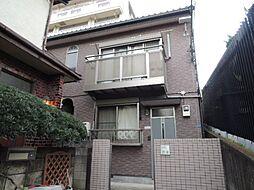 東京都渋谷区本町1丁目の賃貸アパートの外観