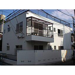 東京都杉並区西荻北1丁目の賃貸マンションの外観