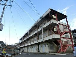 福岡県北九州市小倉北区赤坂1丁目の賃貸マンションの外観
