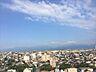 ~バルコニーからの眺望~13階部分なので見晴らしも良好です。