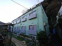 笹目アパート[1階]の外観