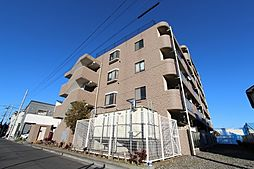 東京都東村山市秋津町2丁目の賃貸マンションの外観