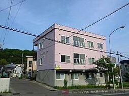 赤岩壱番館[3階]の外観