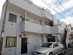 神奈川県横浜市南区伏見町の賃貸マンションの外観