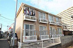 屋敷レジデンス[2階]の外観