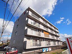 岐阜県可児市広見の賃貸マンションの外観