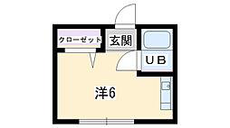 東福寺駅 2.9万円